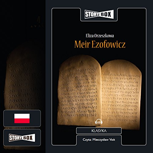 Meir Ezofowicz audiobook cover art