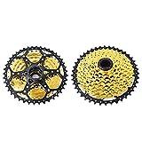 Rueda Libre MTB, Rueda Libre para Bicicleta De Montaña 9/10/11/12 Velocidad 42T / 50T / 52T (Ultraligero), para Accesorios De Bicicleta De Montaña 11 velocidades 11-50T
