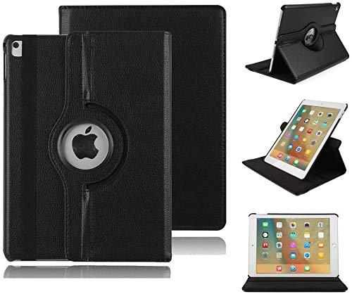 """Hülle für iPad Pro 11 2020(2nd Generation), Miya Premium Kunstleder Multi-Winkel Leichte Geschäftshülle Folio Stand Schutzhülle mit Auto Schlaf-/Weckfunktion für iPad Pro 11"""" 2020 Tablet, Schwarz"""