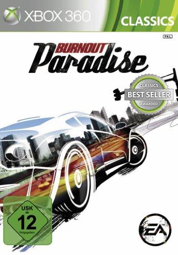 Burnout Paradise [Software Pyramide] [Importación alemana]