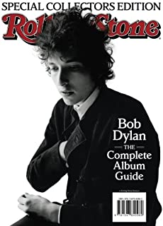 Rolling Stone Bob Dylan: The Complete Album Guide