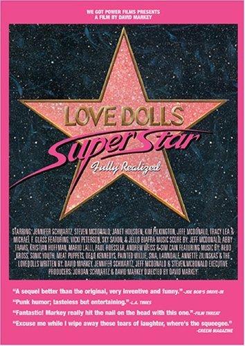 Lovedolls Superstar: Fully Realized [1986] (Region 1) (NTSC) [DVD] [2004] by Jennifer Schwartz