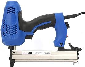 M25 2250W Carpintería eléctrica Clavadora de clavos Portátil Clavadora de alta potencia para muebles Madera Metal Encuadernación Premio fijo Europeanne 220V