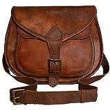 Mad Over Shopping Esclusiva borsa della borsa da sposa della spalla dell'annata delle donne di cuoio genuino || Cinghie staccabili || Express Shipping