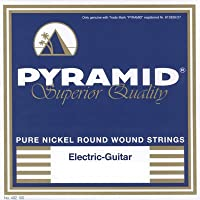 PYRAMID ピラミッド Electric Guitar Nickel Plated Steel Strings .009-.042 Light エレキギター弦