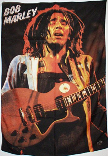 Bob Marley Poster-Fahne Poster Flag No. 157 Format 77 x 107 cm Polyester