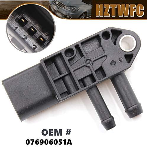 HZTWFC Transmisor diferencial del sensor de presión de escape OEM # 076906051A