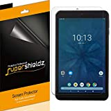 (3 Pack) Supershieldz Designed for Onn Tablet Pro 8 inch Screen Protector, High Definition Clear Shield (PET)