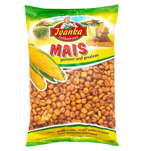 Mais . geröstet und gesalzen 500g