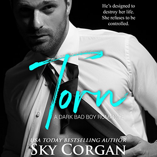 Torn: A Dark Bad Boy Romance audiobook cover art