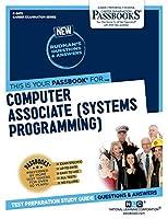 Computer Associate: Systems Programming (Career Examination)