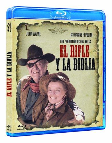 Rifle Biblia Blu-ray