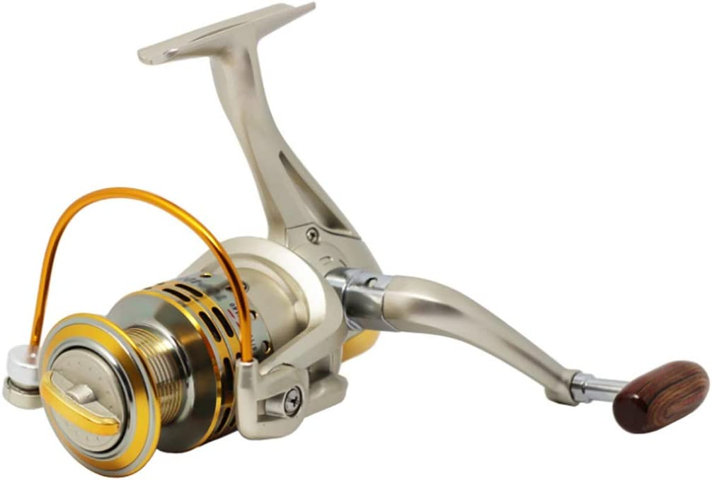 Spinning Fishing Trust Reel 8BB Ball Spring new work one after another Interchangeab Left Right Bearings