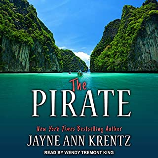 The Pirate     Ladies and Legends Series, Book 1              By:                                                                                                                                 Jayne Ann Krentz                               Narrated by:                                                                                                                                 Wendy Tremont King                      Length: 6 hrs and 42 mins     3 ratings     Overall 3.0