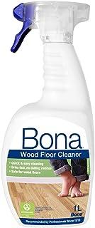 (Spray - 1 Litre) - Bona X Hardwood Floor Cleaner 950ml Spray