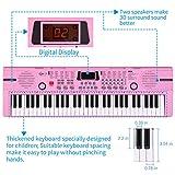 Immagine 1 tastiera per bambini con 61