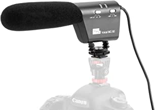 canon video camera microphone