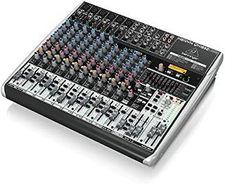 Behringer Premium 18-Input 3/2-Bus Mixer with Multi-FX Processorand USB/Audio Interface QX1832USB