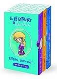 Coffret La vie compliquée de Léa Olivier - Contient : Tome 4, 5 et 6, des stickers et un poster-calendrier