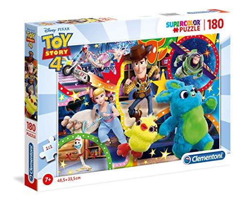 Toy Story 4 Puzzle, 180 Piezas, Multicolor (29769)