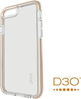 【GEAR4】iPhone6Sケース / iPhone6ケース クリア 耐衝撃 イギリス人気ブランド 英国女王賞受賞のD3Oテクノロジー採用 F1衝撃吸収テスト済 (iPhone6S / iPhone6、PICCADILLY ゴールド)