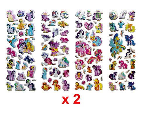 Top my little pony stickers for 2021