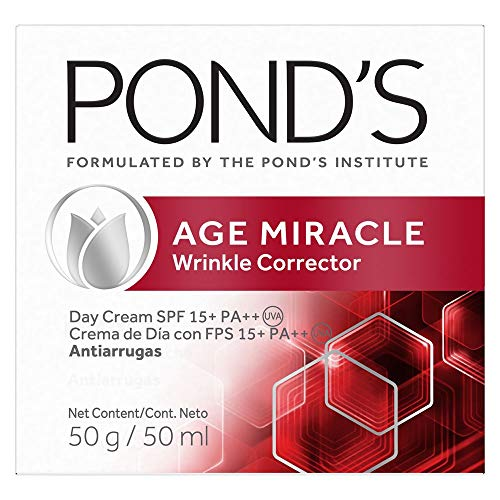Pond's Age Miracle Crema Correctora Antiarrugas D­A Spf15