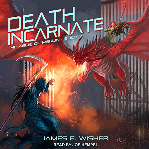 Death Incarnate audiobook cover art