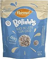 Bolinha Doce de Leite com Coco Zero Flormel 60g