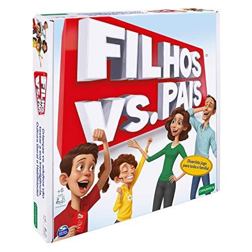 Jogos Concentra - Filhos vs. Pais