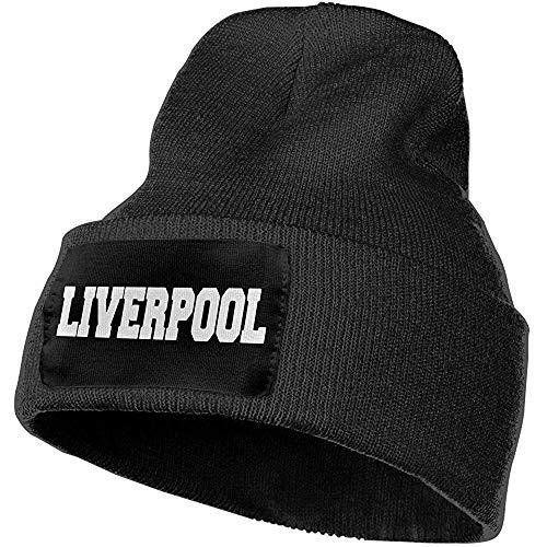 Preisvergleich Produktbild Unisex Liverpool Outdoor Fashion Strickmützen Mütze Weiche Winter Strickmützen