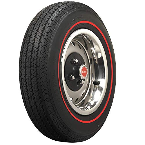 Coker Tire 57986 Coker Classic Redline 185R15