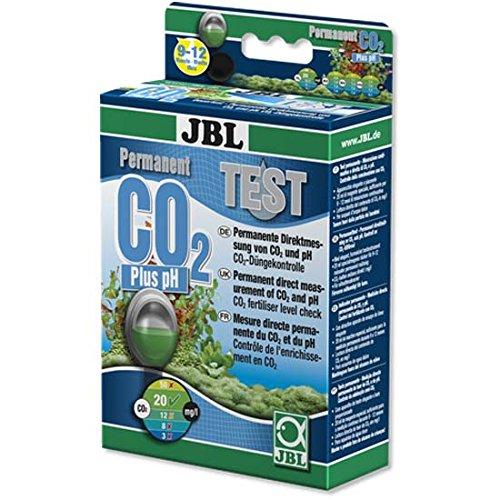 CO2-pH Permanent Test-Set Dauertest zur Bestimmung des Säure-/Kohlendioxidgehalts in Süßwasser Aquarien