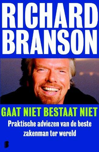 Gaat niet bestaat niet (Dutch Edition)