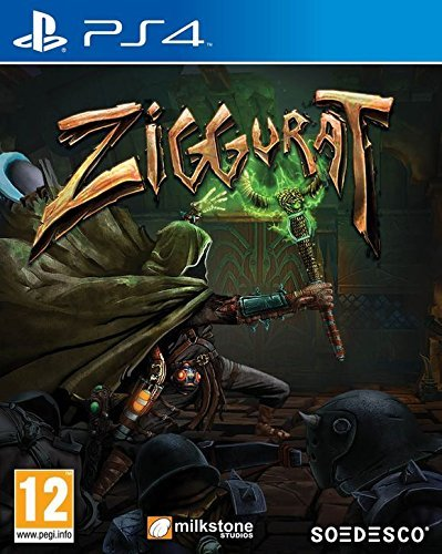 Ziggurat (PS4) by Soedesco