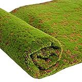 soundwinds Kunstrasen Rasen Grün Kunstrasen Teppich Gefälschte Faux Gras Matte Hausgarten Moos für Haus Boden DIY Hochzeitsdekoration Gras 100100 cm