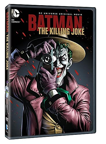Batman, the killing joke