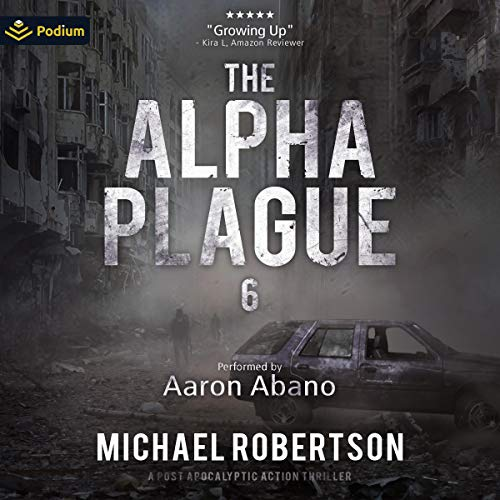 The Alpha Plague 6 cover art
