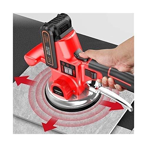 SADWF Máquina de Colocación de Baldosas, Herramienta de Nivelación Automática para Alicatadoras - Máquina Basculante Inteligente Máquina de Colocación de Azulejos - Potencia Máxima de Succión 120 Kg