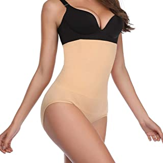 Joyshaper Women High Waist Shapewear Panties Trainer Tummy Control Slimmer Briefs Girdle Body Shaper Underwear