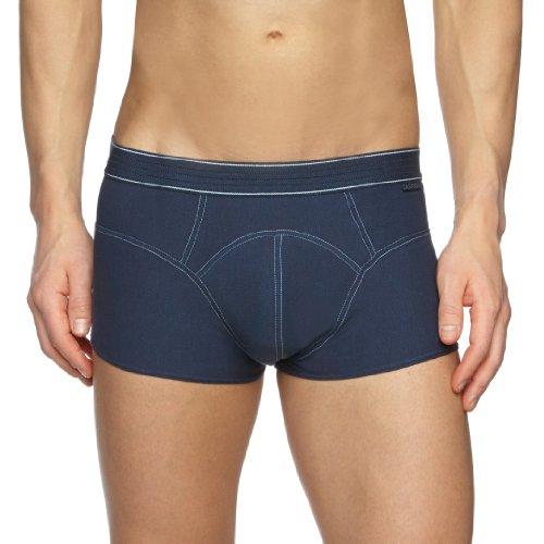 Sloggi for men Herren Pant Active Silver plus Hipster (1NC16), Gr. 8, Blau (NUIT)