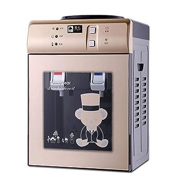 L&U 220 V 500 W Dispensador de Agua fría/Caliente Mini Escritorio ...