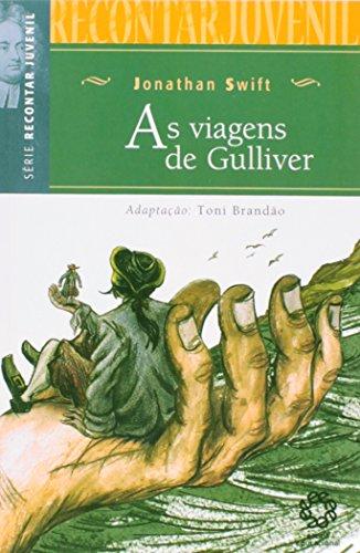 As Viagens de Gulliver Recontar Juvenil