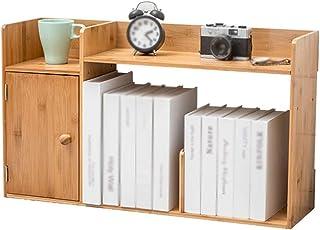Desktop Bookshelves, Desktop Storage Small Bookshelves, Flower Racks, Multi-layer Drawers, Office Supplies Racks, Home, Ki...