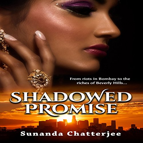 Shadowed Promise audiobook cover art