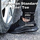 Zoom IMG-2 aonetiger scarpe antinfortunistica uomo s3