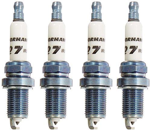 4 Pack MSD Ignition 37414 Spark Plug 6IR6YS