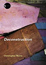 Deconstruction: Theory and Practice (New Accents)