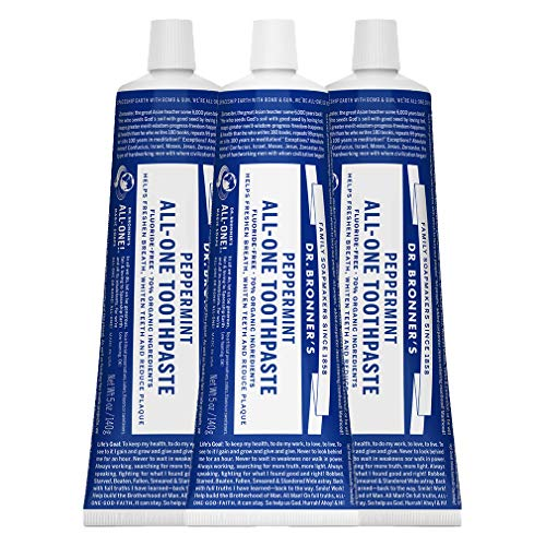 Top natural toothpaste dr bronner for 2020