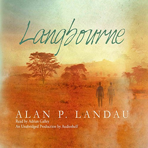 Langbourne audiobook cover art